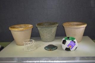 Plant Pots & More