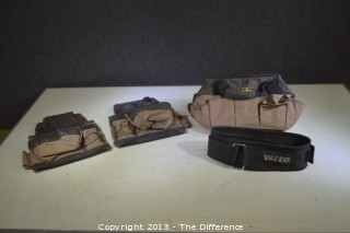 Tool Belt & Tool Bags