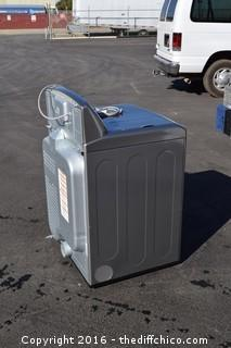 Working LG True Steam Gas Dryer