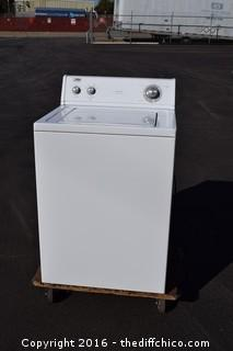 Working Estate by Whirlpool Washer