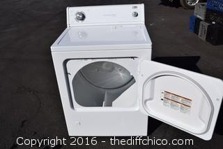 Working Estate by Whirlpool Electric Dryer