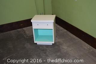 Night Stand / End Table by Mengel