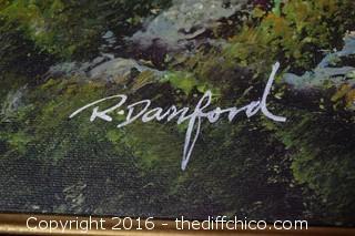Original Art Signed