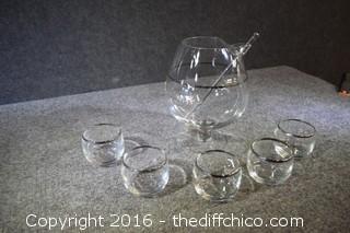 7 Piece Drink Set