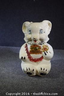 Vintage Cookie Jar