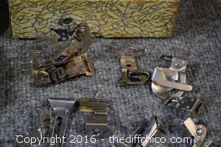 Sewing Machine Attachments