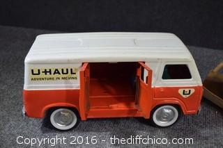 U-Haul Ford Econo Van w/Box
