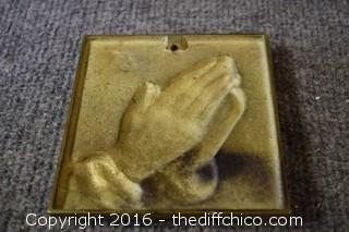 Brass Hands
