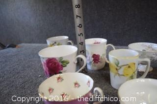 19 Tea & Coffee Cups
