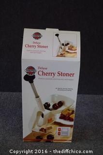 Norpro Cherry Stoner in Box