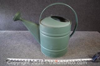 Vintage Garden Watering Can