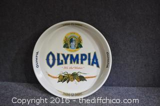 Olympia Beer Tray