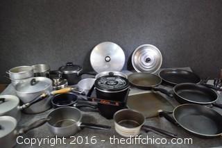 Pots, Pans & More