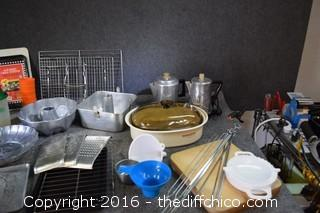Mixed Kitchen Lot