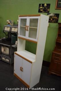 2-Piece Kitchen Cabinet
