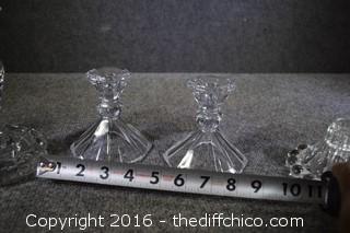 3 Candle Holder Sets