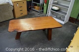 Handmade Coffee Table