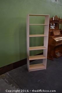 Shelf Unit  w/Adjustable Shelves