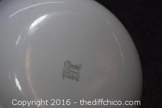 Over 45 Pieces of Corelle Dishes