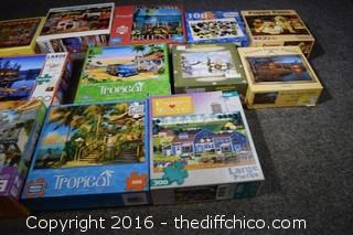 Lot of Puzzles