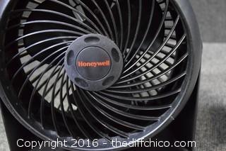Working Honeywell Fan & Hoover Vacuum Cleaner
