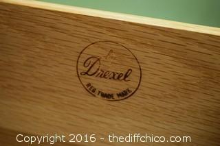 Drexel 5 Drawer Tallboy