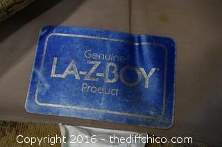 67in Long Lazy Boy Loveseat