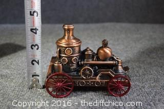 Train Coin Bank