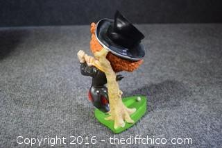 Red Skelton Collectible Statue
