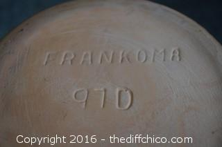 Frankoma Pottery
