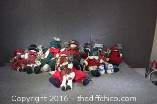 Lot of Christmas Cheer