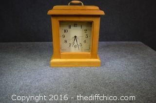 Working Mantel Clock