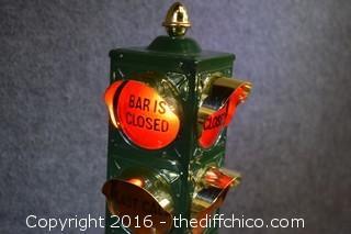 Working Bar Stop Light