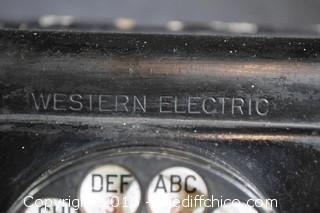 Vintage Western Electric Phone