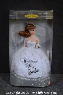 NIB Wedding Day Barbie
