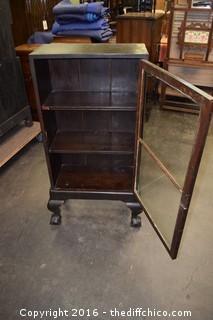 Vintage 2-Piece Display