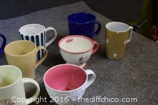 15 Starbucks Mugs