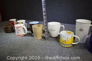 Starbucks Mugs & More