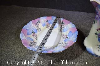 Lamoges Wash Bowl Set