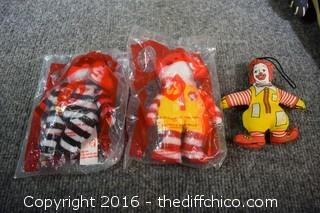 McDonald's Hamburglar & More