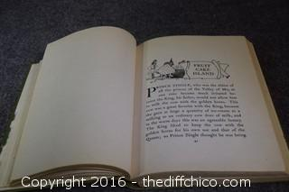 1903 The Magical Monarch of MO Book