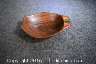Cal Original Pottery Dish