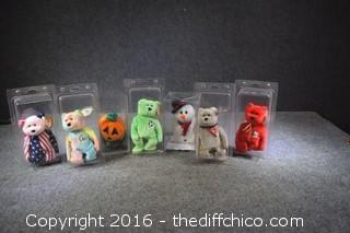 7 Collectible Beanie Babies