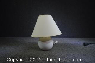 Working Lamp