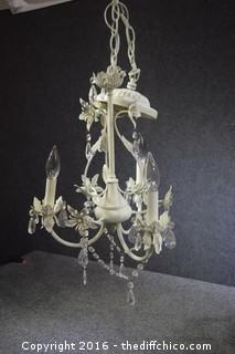 Crystal Chandelier