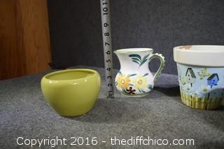 Pot for Plants & More