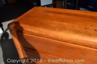 5 Drawer Dresser by Virginia House Marie