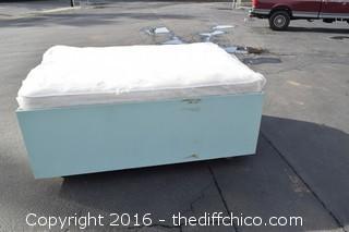 Bed w/Storage