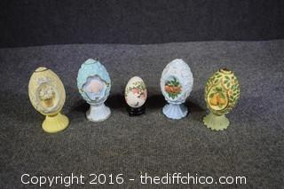Collectible Eggs
