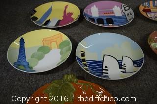 Collectible Plates